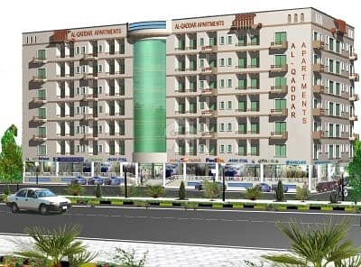 One Bedroom Apartment For Sale On Installment