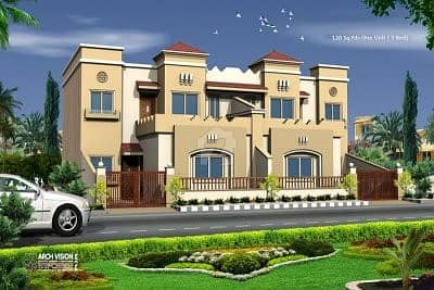 Double Storey 3 Bedrooms House For Sale