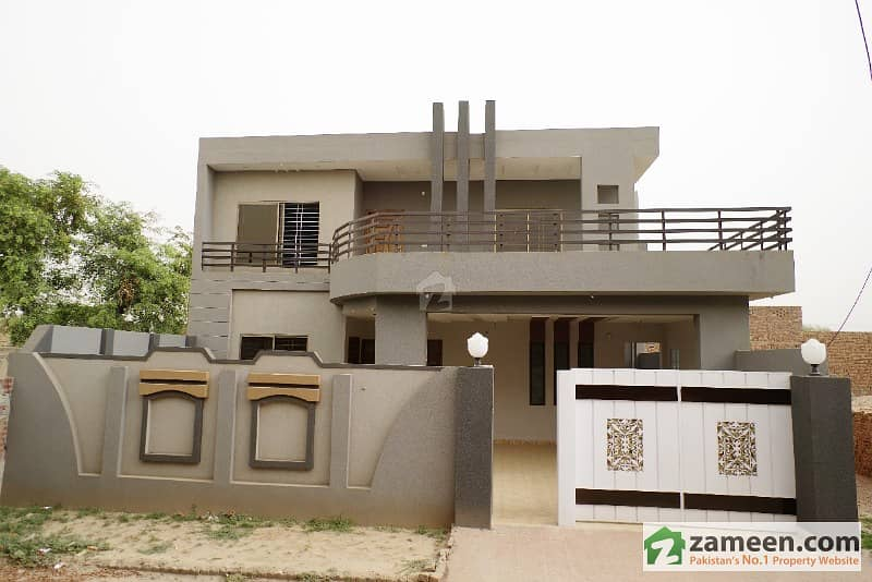 10 marla brand new house in madinah town