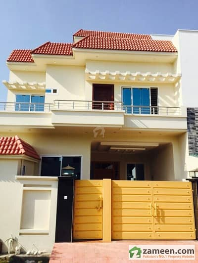 Modern Style Home With All Standard Amenities