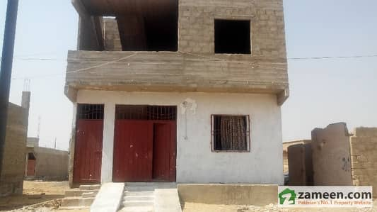 120 Sq Yards House Triple Storey For Sale