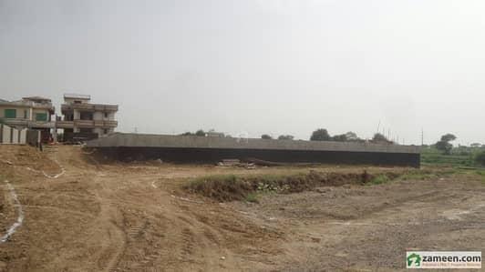 Plot For Sale In Fazaia Housing Scheme Black E