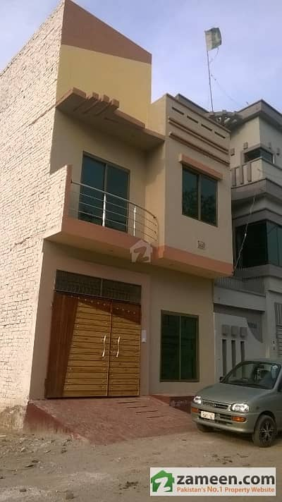 3. 5 Marla Double Storey House Available For Sale In Shujja Town In Front Of Concordia College Near Pakpattan Chowk Sahiwal