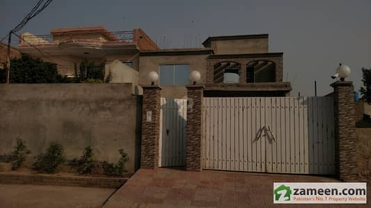 15 Marla New House for Sale - 1 Km From Airport