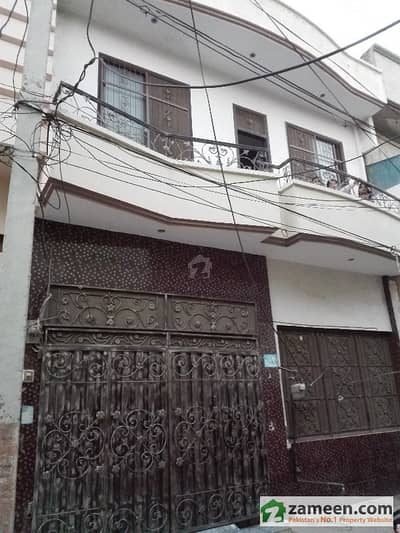 Beautiful House For Sale In Peoples Colony  Block Y