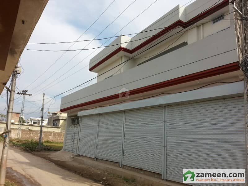 kotli - new house with 4 shops for sale