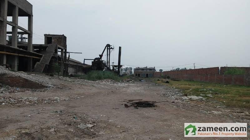 Shahbaz Paper Mill For Sale Chan Da Qila, Gujranwala