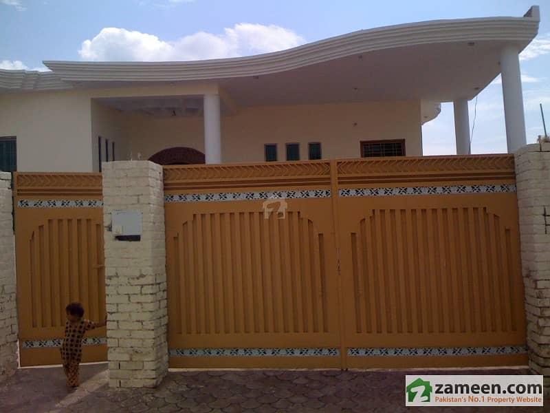 1 Kanal (20 Marla ) Brand New House For Sale
