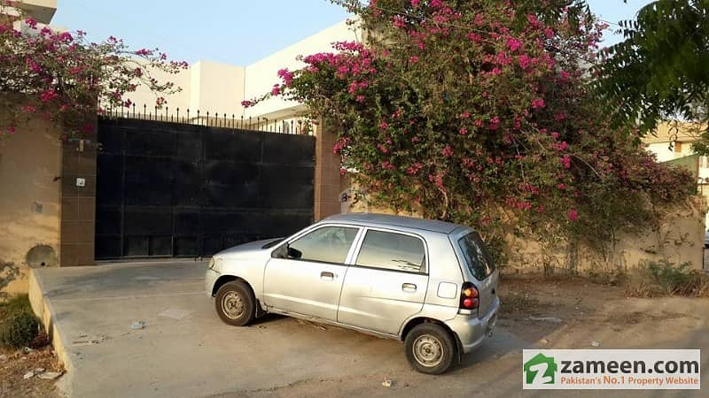 Small Farmhouse On 1600 Sq Yards In A Relatively Peaceful Suburb Of Karachi