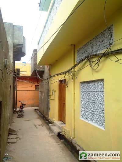 3 Marla Double Storey House For Sale In Lowest Price