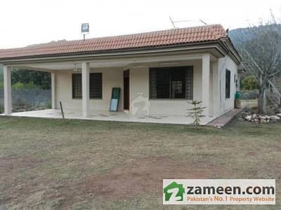 Farm house near simly dam
