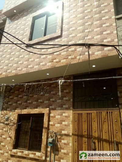 3 Marla Double Storey Double Unit Furnished House Is Available For Sale In Jinnah Colony  Nishter Lahore
