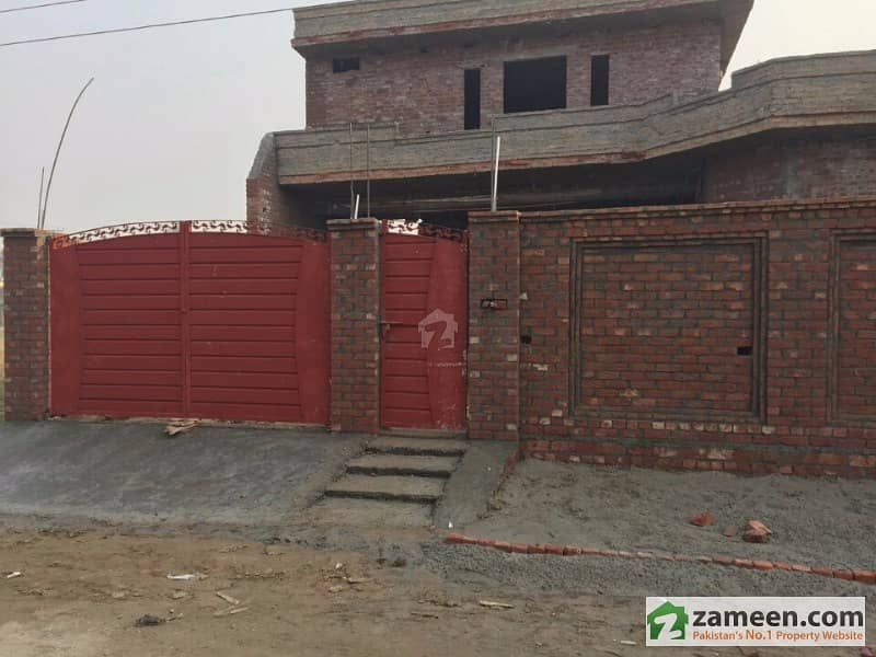 20 Marla House With Basement For Sale