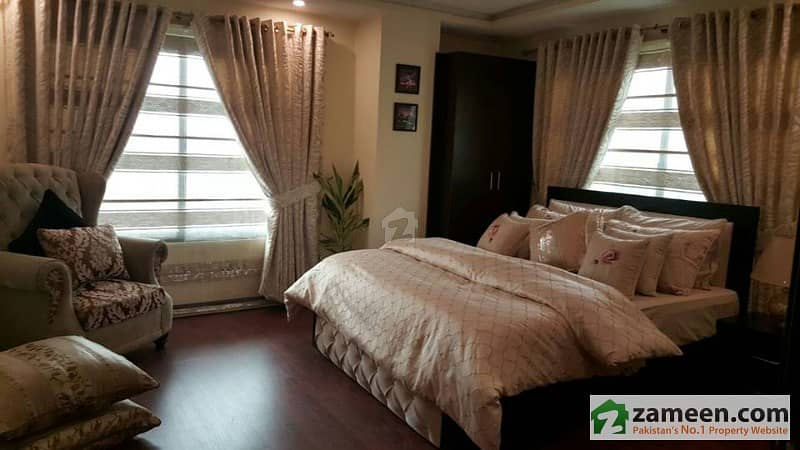 2 Bedroom Luxury Furnished Apartment For Rent In Civic Centre Bahria Town Islamabad