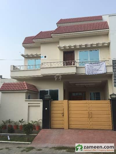 6. 5 Marla Newly Built House Just 1km Away V-mall Near Kaake Wali