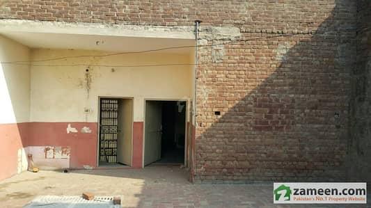 Beautiful 5 Marla House With Two Floors In Rasheee Colony, Gujranwala