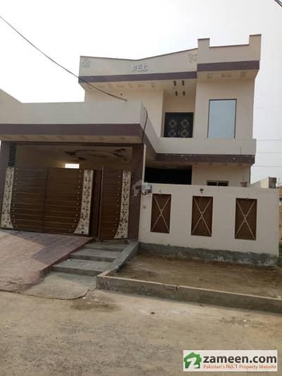 House In Khayaban E Green Satiana Road
