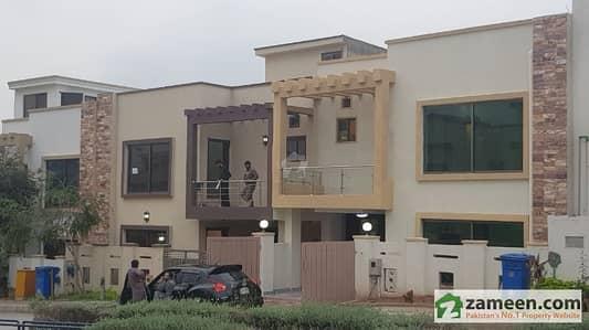 7 Marla House For Sale In Abu Bakar Block Boulevard Beautiful Location