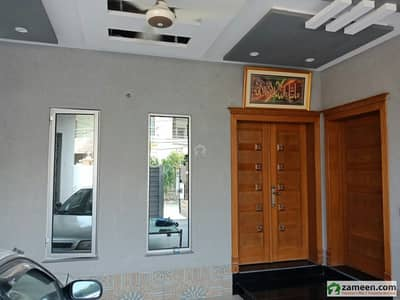 10 Marla Brand New Superb Bungalow Hot Location