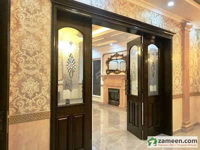 1kanal Brand New Faisal Rasool Design Royal Place Out Class Modern Luxury Bungalow For Sale In Dha Phase V