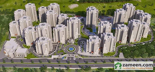 Luxury Apartment For Sale On Installments