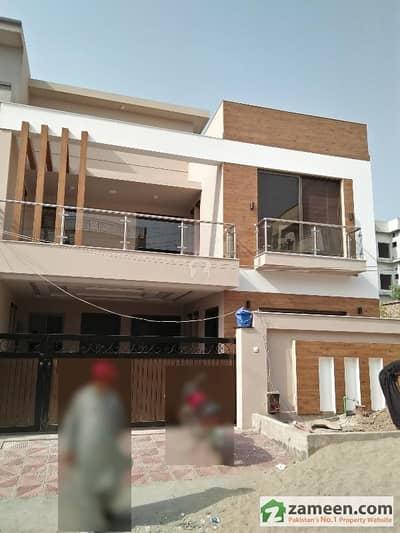 8 Marla Double Unit House For Sale In Gulraiz Colony Main High Court Road Rawalpindi Phase 3