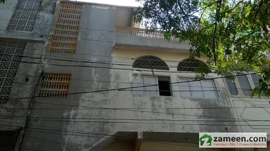 120 Sq Yard Double Storey House For Sale In FB Area Block 5
