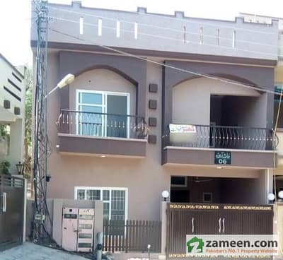 Newly Built Double Storey House For Sale