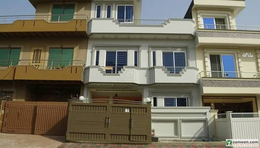 4 Marla Brand New House For Sale In G-13/1