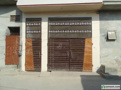 Double Storey Brand New Beautiful House For Sale At Naseem Fatima Colony, Okara