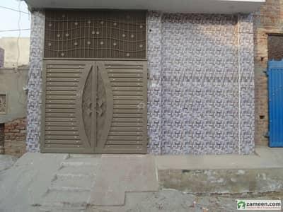 Double Storey Brand New Beautiful House For Sale At Sabri Colony, Okara