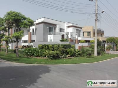 Brand New Corner Double Storey House For Sale