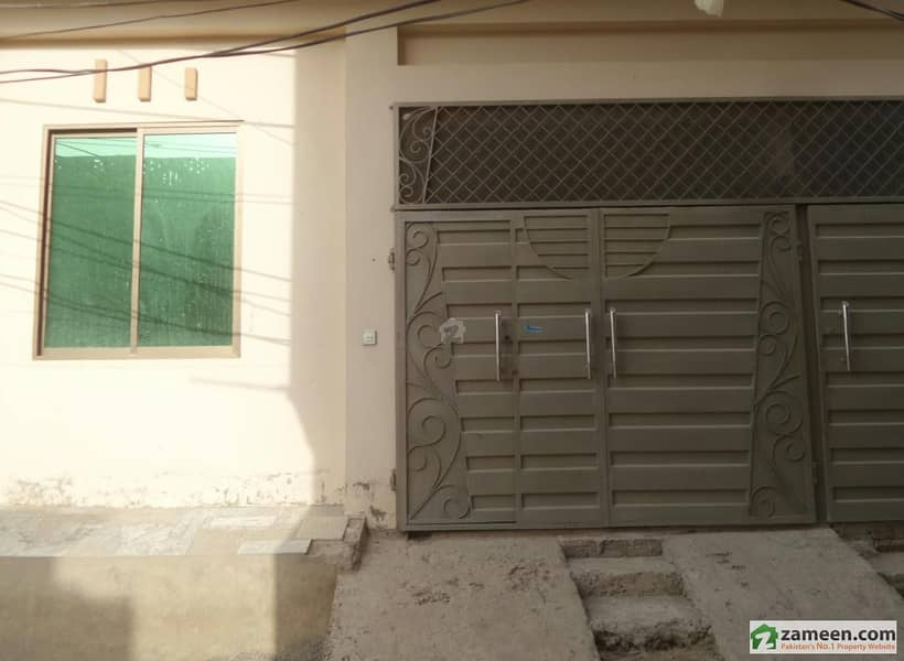 Double Storey Beautiful House Ground Floor Available For Rent At Khan Colony, Okara