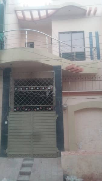 House Is Available For SaleIn Shahbaz Garden
