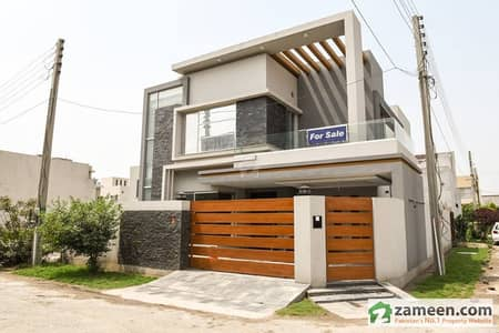 10 Marla Brand New Stunning Bungalow State Life Housing Society Near Dha Phase 5 Lahore