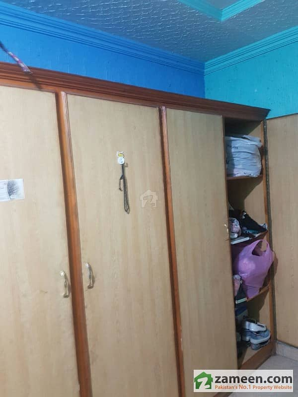 2nd Floor Flat Is Available For Sale
