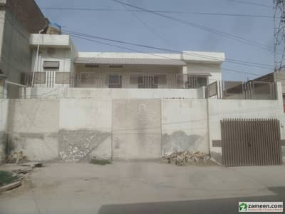 13 Marla Double Storey House For Sale.