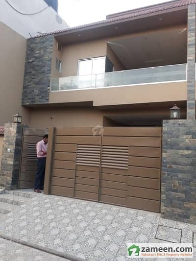 Airlin 10 Marla Brand New House For Sale