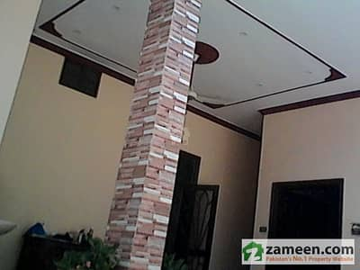 10 Marla Newly Constructed House for Sale At New Muslim Town Bahawalpur
