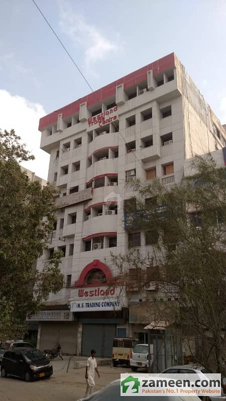 2nd Floor Furnished Office For Sale In Main Shaheed -e- Millat Road,