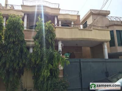 10 Marla Double Storey House For Rent In Judicial Colony Phase 1