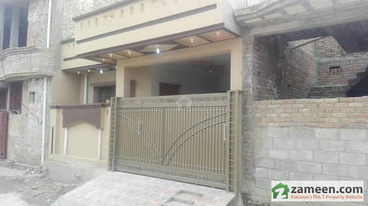Single Story 5 Marla New House For Sale A Grade Material Used