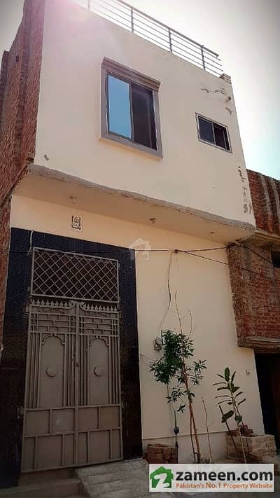 Double Storey House In 28 Lac