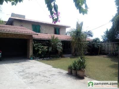 House on Commercial Plot Main Lehtrar Road Islamabad