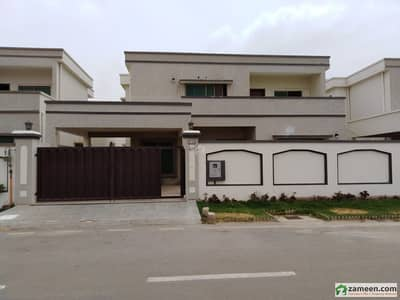 Brand New IH House West Open Corner Main Boulevard For Rent In Falcon Complex New Malir