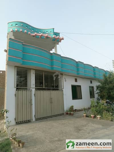 5 Marla Corner House For Sale