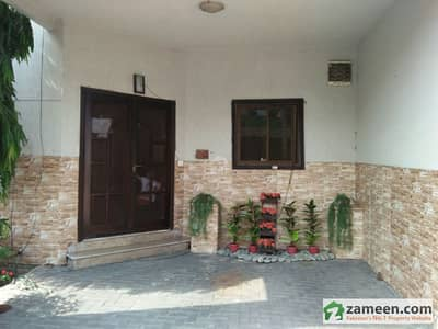 5 Marla Double Storey House For Sale In G Block Khayaban E Amin Lahore
