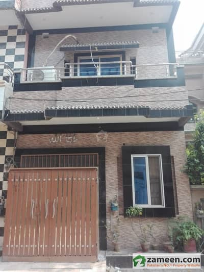 3 Marla Triple Storey House For Sale In Aamir Town Lahore