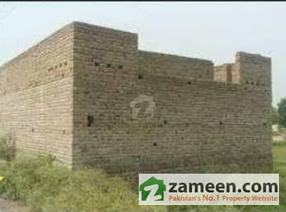 5 Marla House Without Roof For Sale In Wapda Town Peshawar