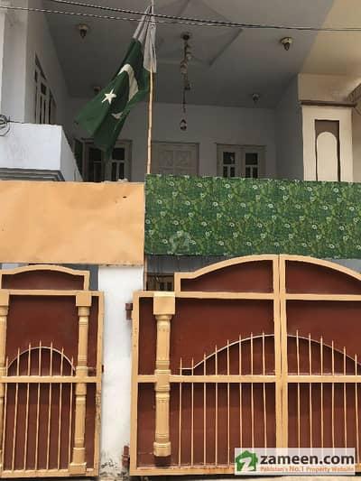 6. 25 Marla Double Storey House In Ali Housing Colony